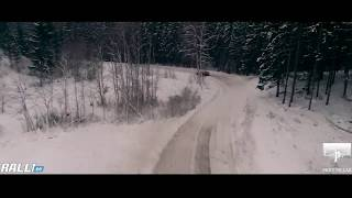 Winter Test Drive 2019 01 13 ( fotocamera and Drone )