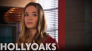 Hollyoaks: Kim Takes The Fall