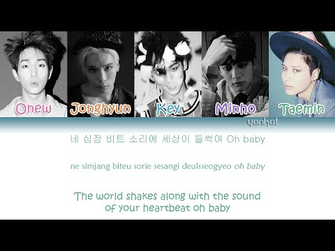 SHINee - Married To The Music (Color Coded Han|Rom|Eng Lyrics)