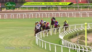 Vidéo de la course PMU ALLOWANCE 1800