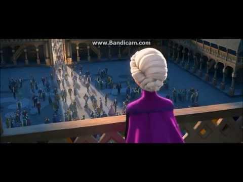 Let It Go [Disney's Frozen] ~  Idina Menzel (with lyrics)
