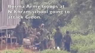 fbr raw footage gidon report