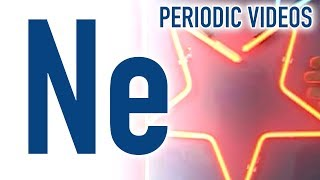 Neon - Periodic Table of Videos