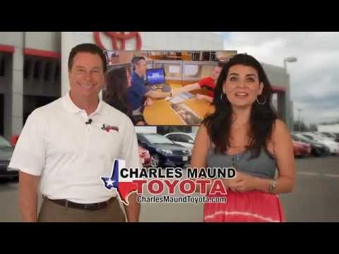Pre Owned Specials At Charles Maund Toyota
