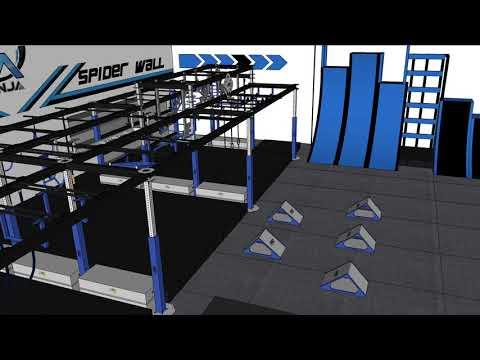 Cypress Academy of Gymnastics adds AG Ninja Course to Program