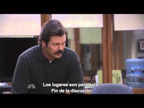 Parks and Recreation - Food Is For Eating.