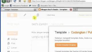 Cara Membuat Blog Mejadi seperti Website Mp3
