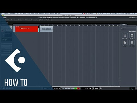 How to Do Your First Recording in Cubase | Q&A with Greg Ondo
