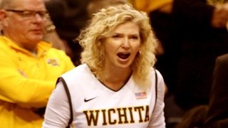 Gregg Marshall's Furious Wife Is EJECTED From NCAA Game During Wichita State vs Kentucky!!  #USnews