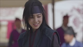 [Flowers of the prison] 옥중화- Jin se yeon, Control of the person from a martial arts skills 20160508