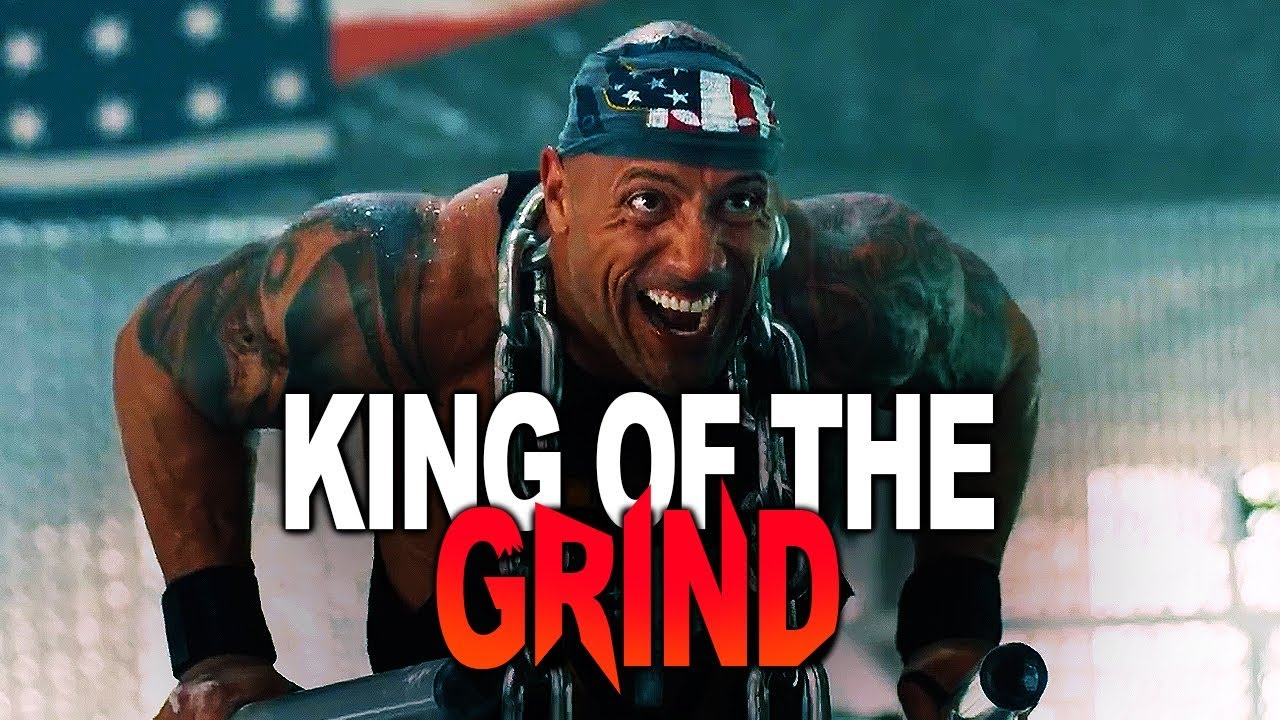 KING OF THE GRIND - Gym Motivation - 8D Audio