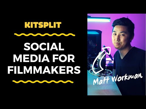 5 Social Media Laws for Filmmakers with Matt Workman