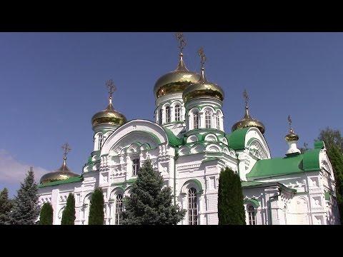 Раифский Богородицкий мужской монастырь. Июнь 2015