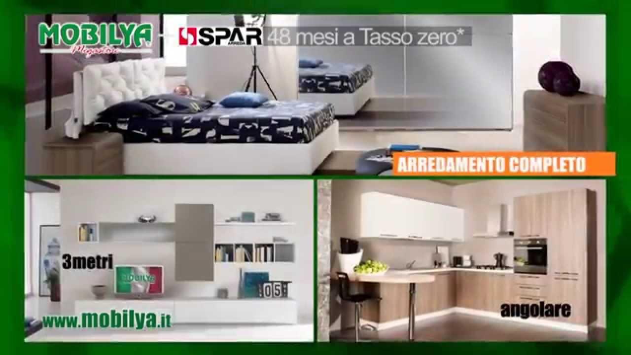 Arredamento Casa SPAR 7690€ in ESCLUSIVA SOLO DA MOBILYA Aprile ...