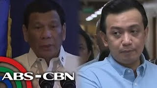 The World Tonight: Duterte withdrawal of Trillanes amnesty a basis for impeachment: expert