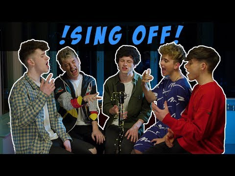 Sing Off BOYBAND Ed Sheeran & Justin Bieber - I Don&39;t Care