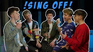 Ed Sheeran & Justin Bieber - I Don't Care (BOYBAND SING OFF)