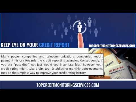 Credit Monitoring | MyCreditLocker | Free Credit Repair Software
