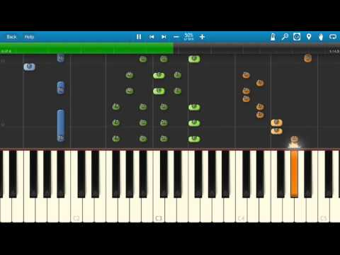 K Camp - Money Baby - Piano Tutorial - Synthesia - How To Play