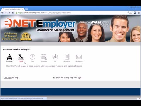 Payroll Earnings in Canadian Cloud Based Payroll Software