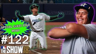 MOBO AND I PLAY OUR MOST STRESSFUL GAME! | MLB The Show 18 | Softball Franchise #122