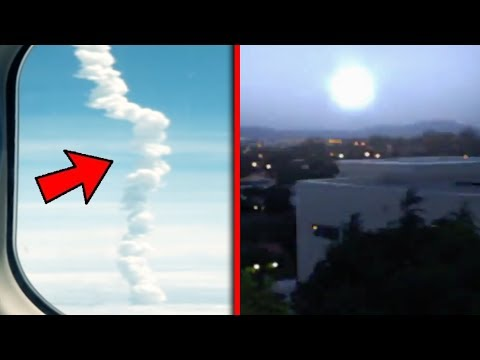 Thumbnail: 10 UNEXPLAINED UFO Mysteries Caught On Camera!