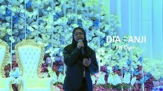 wedding song DIA   ANJI Cover  FN Duo