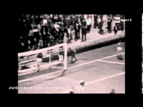 Olympics     Games   1960 :  Yugoslavia  vs    Denmark