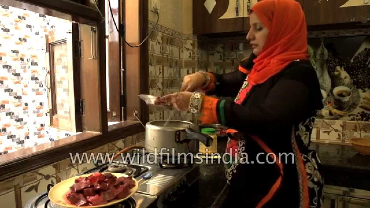Mutton recipes muslim style of dress