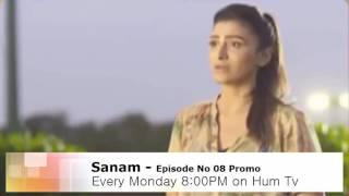 Sanam Episode No 08   31st october 2016 Promo