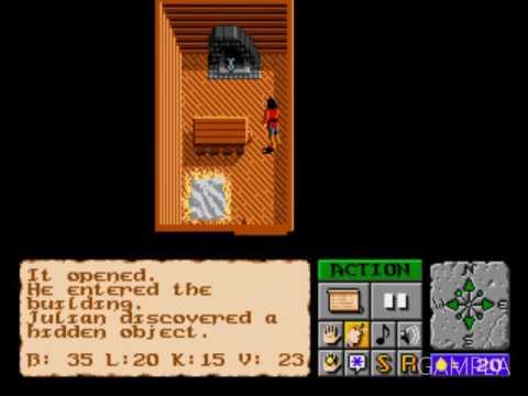 Faery Tale Adventure SEGA Genesis