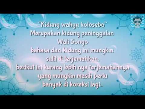 Full album tembang jawa-menyentuh hati/kidung wahyu kolosebo