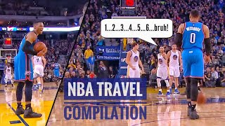 NBA Travel Compilation. Harden,Curry,Lebron,Westbrook And Others
