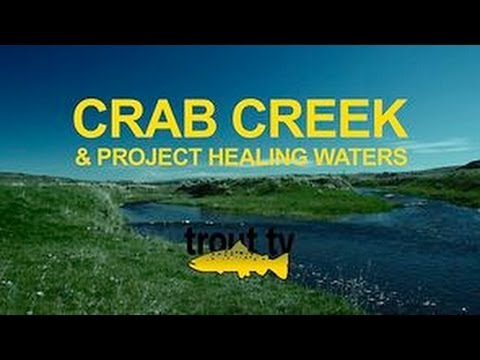 Trout TV - Crab Creek, Washington