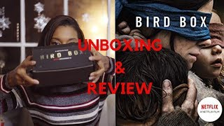 """BIRDBOX"" UNBOXING GOODIES AND MOVIE REVIEW!"