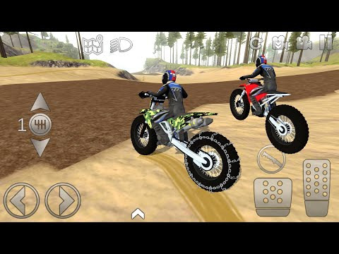 Motocross Dirt Army Bikes Extreme Off-Road #1 - Offroad Outlaws Bike Game Android Gameplay  