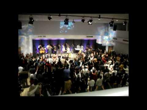 Vigilia De Radio Zion En Llamada Final Downey Enero 15 2010