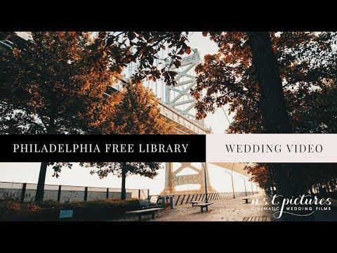 Aisha & Charles - Philadelphia Free Library, Pennsylvania Artistic Wedding Video