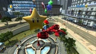 LEGO City Undercover (Wii U) - Mario Related References/Easter Eggs