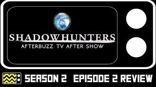 Shadowhunters Season 2 Episode 2 Review w/ Isaiah Mustafa | AfterBuzz TV