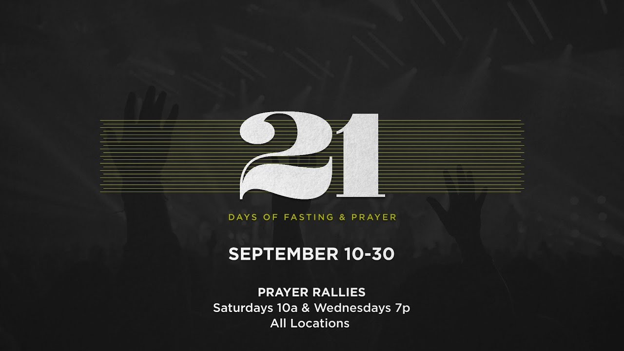 Prayer Rally - 9/19 thumbnail