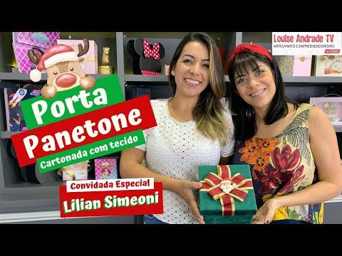 Louise Andrade TV Com Lilian Simeoni