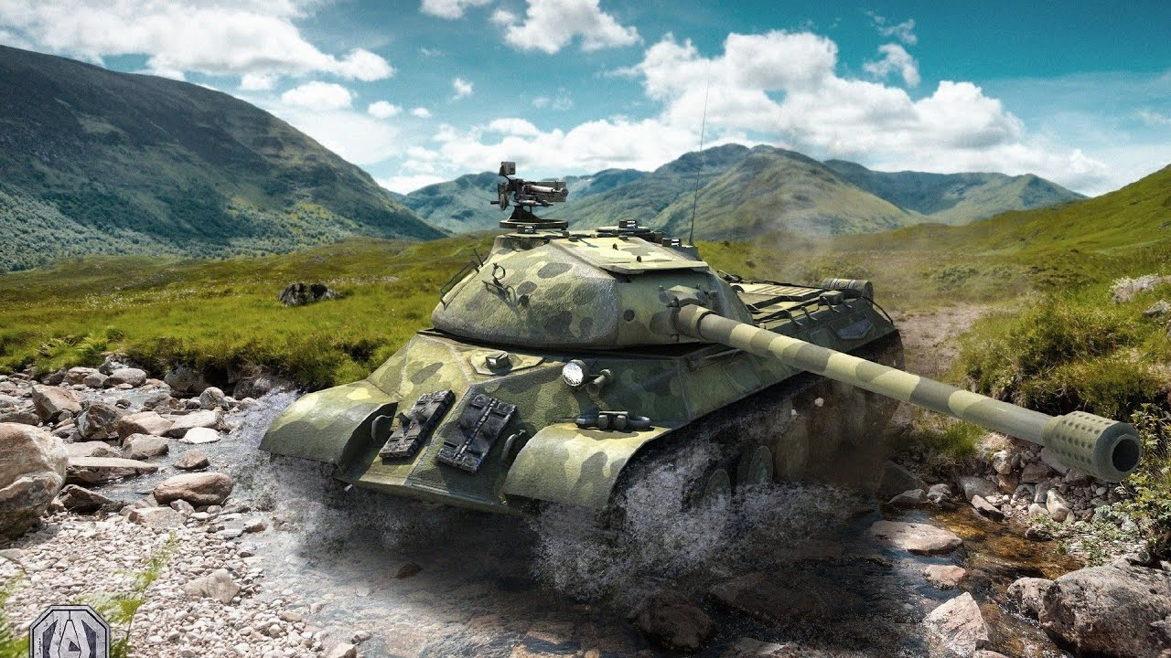 world of tanks фото ис-3