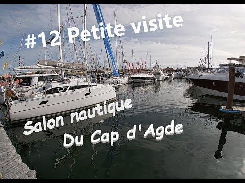 #12 01 NOV 2019 : Visite Du Salon Nautique Du Bateau D'occasion
