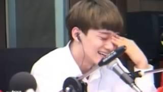 [별밤]김종대(첸)-전화연결