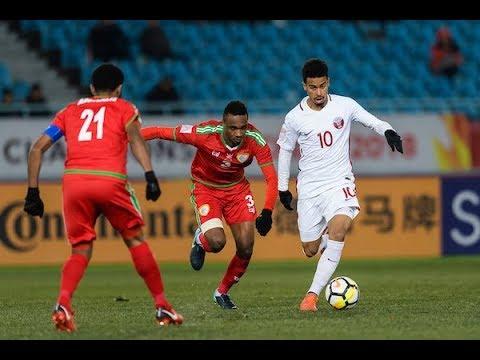 Video: U23 Oman vs U23 Qatar