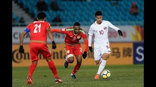 Video Gol Pertandingan Oman U-23 vs Qatar U-23