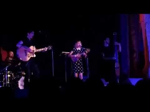 Grace vanderWaal Live: AGT Golden Buzzer Winner Jar of Hearts at Lafayette Theatre Suffern NY