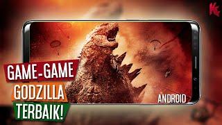 5 Game Godzilla Terbaik untuk Smartphone Android!
