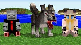 WIR ADOPTIEREN EIN MONSTER?! - Minecraft [Deutsch/HD]